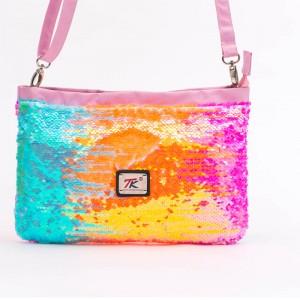 Sequins Fanny Pack Waist Pack Bag Casual Sport Waist Pouch