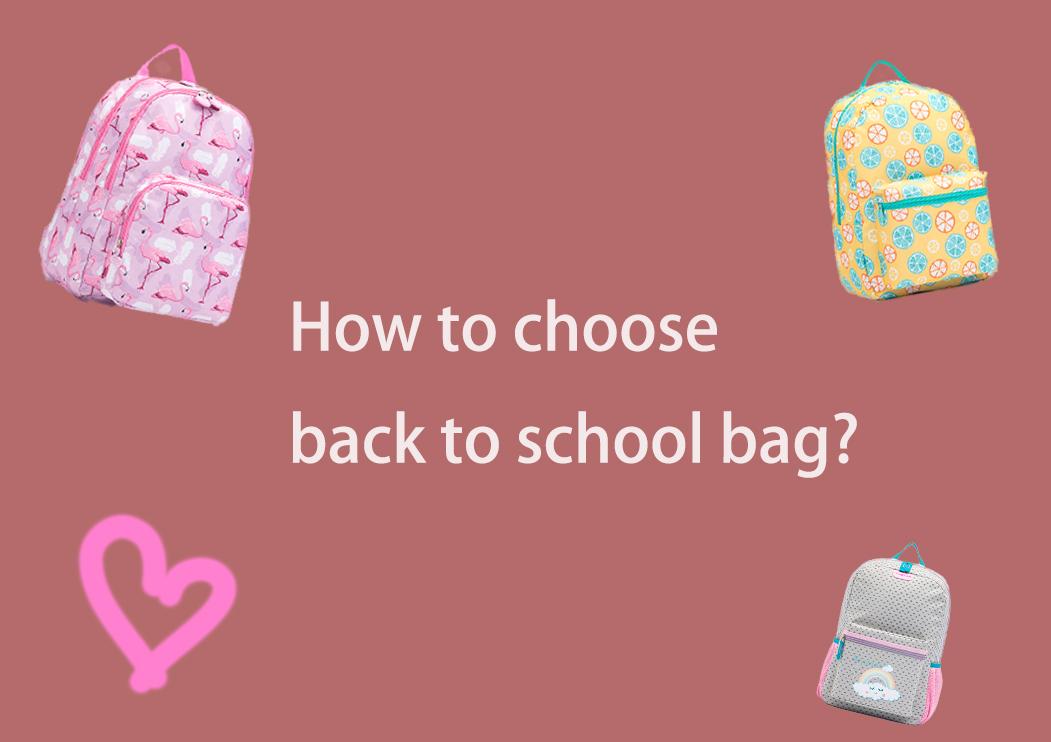 Bag factory tells you how to choose a BTS bag