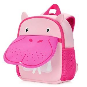 Good quality School Lunch Box - 2020 Neoprene Cartoon 3d Animal Backpack Kid Custom New Design Wholesale Children School Bag – Twinkling Star