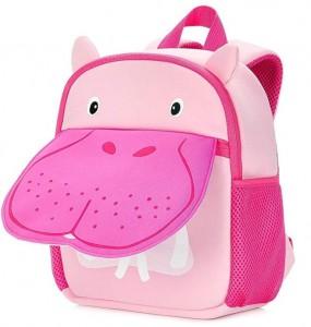 factory Outlets for Children School Bag - Cute Kid Animal Toddler Backpack Harness Reins Alpaca Pig Fox Leopard Face Preschool bag – Twinkling Star
