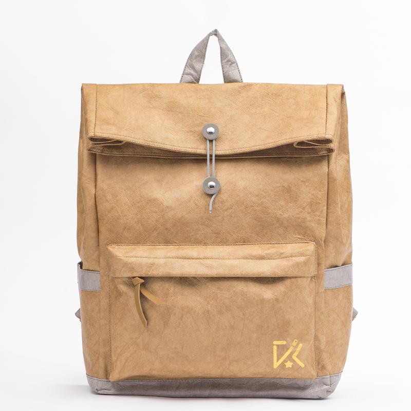 Eco-friend Tyvek Paper Backpack Bags Waterproof Lightweight Casual Daypack (15)