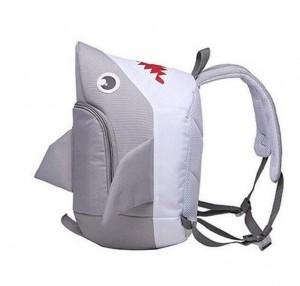 Latest Design Cute 3D Shark Large capacity Kid Backpack Dayback