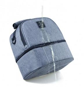Manufacturer for Recycling Bag Set - Milk storage bag Fresh Keeping double layer lunch bag mummy bag waterproof bag Outdoor Cooler Backpack Baby Food Insulation Bag – Twinkling Star