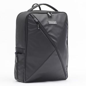 Slim Durable Water Resistant College School Bookbag Computer Bag Fits 15.6 Inch Laptop Notebook